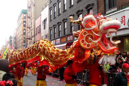 NFA Red & White : Chinese New Year Celebrated at NFA