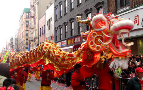 Chinese New Year Celebrated at NFA