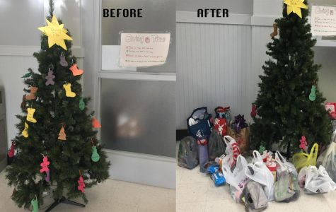 """Giving Tree"" Inspires Holiday Giving in the NFA Community"