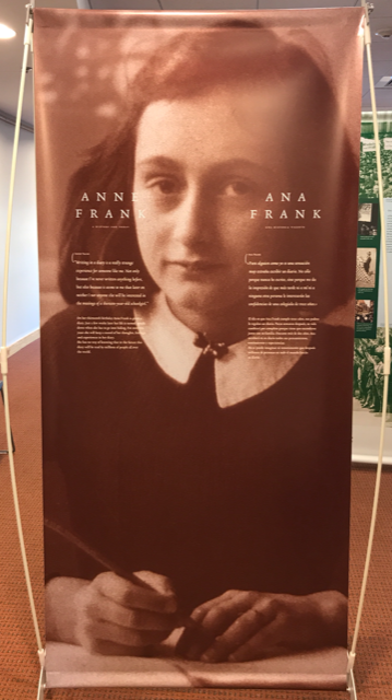 """Anne Frank: A History for Today"" Presents an Important Message about Prejudice"