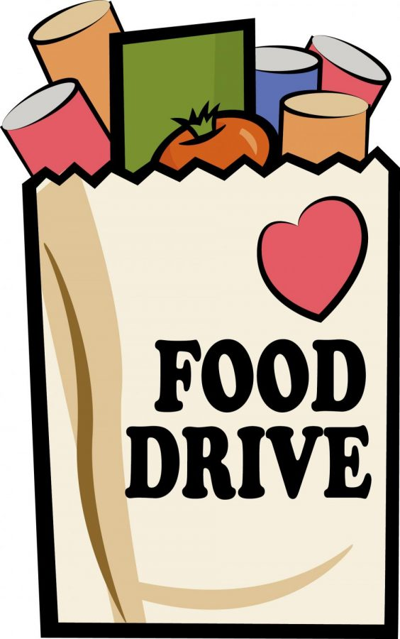 Annual Food Drive Helps NFA Families