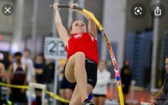 Paige Martin Breaks NFA's Pole Vaulting Record