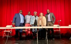 Navigation to Story: First Annual Black History Month Panel Spreads Awareness about Racial Inequality